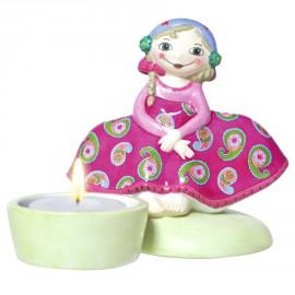 Goebel Porzellanfigur Zuckerpuppe