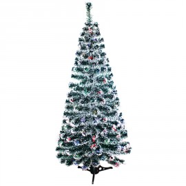 LED Weihnachtsbaum SCHNEE LUX 180 cm