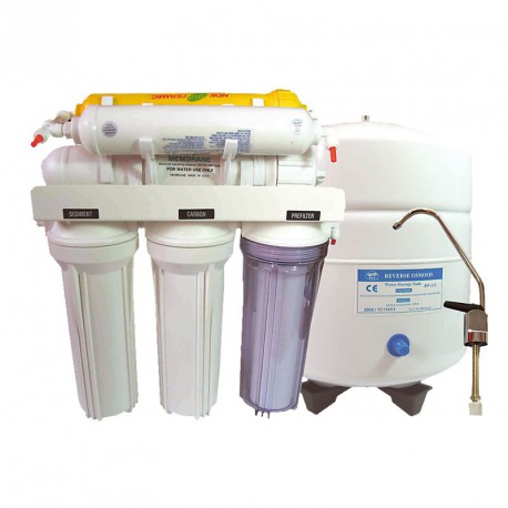 Umkehrosmose Wasserfilter