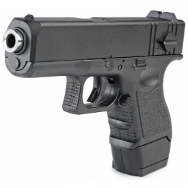 Pistole Glock 17 Metall