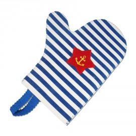 Sauna-Handschuh